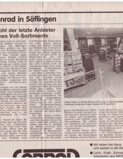 Ulmer Anzeiger_ 22.09.1994 - Erweiterung